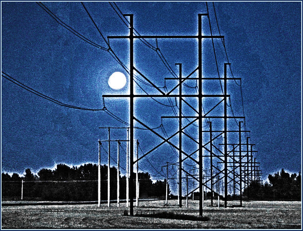 AR Print-Moon Power-Betty Calvert