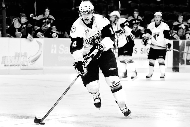 BW-On a Breakaway-Scott Prokop