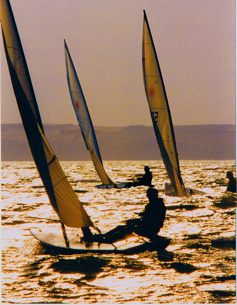 Print-AR-Sunset Sailing Series-Gayvin Franson