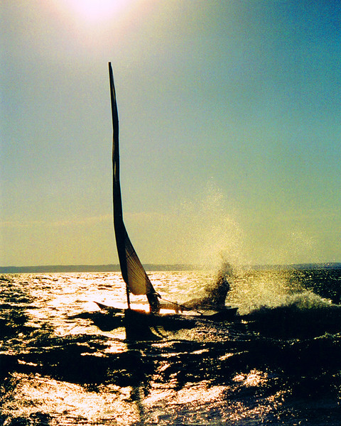 Print-TR-Sailing Off Into the Sunset-Gayvin Franson