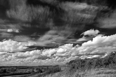 BW-Cirrus Meets Cumulus-Nina Henry