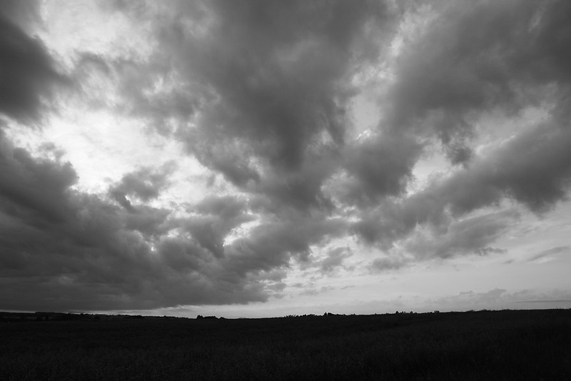 BW-Storm Clouds Coming-Valerie Ellis