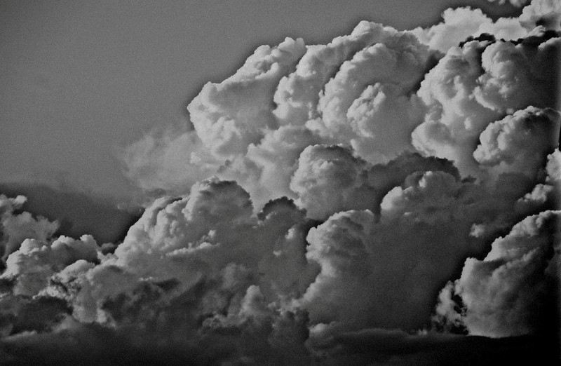 BW-Cloud Explosion-Helen Brown