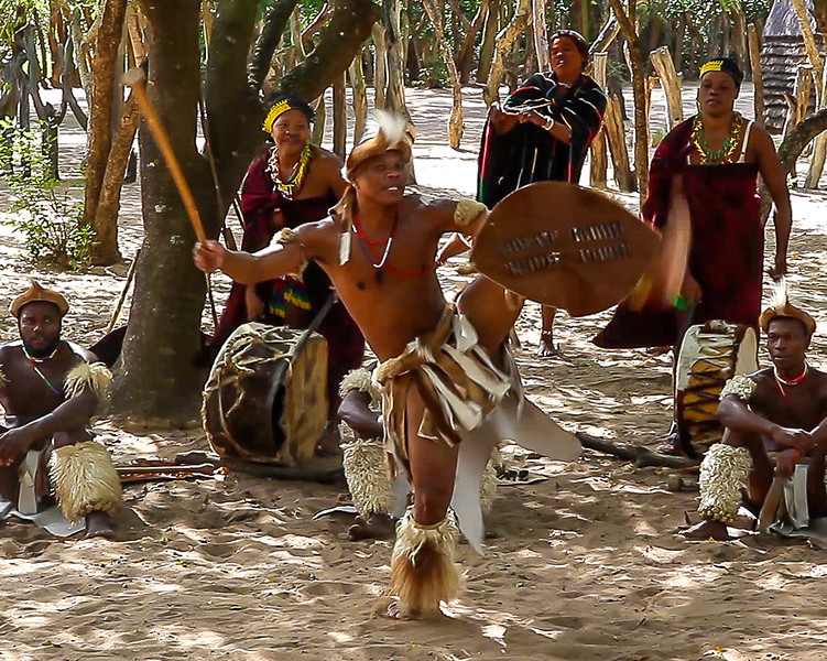 TR-Zulu Dance-Bob Anderson