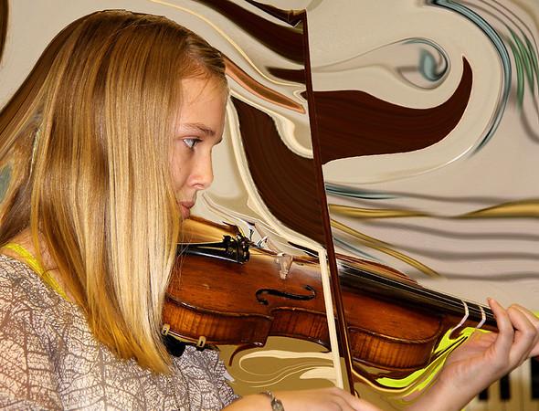AR-The Color of Music-Gordon Sukut - Print