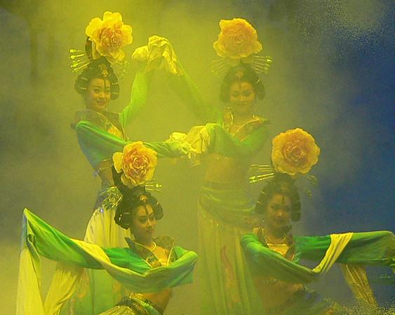TR-Tang Dynasty Dancers-Howard Brown