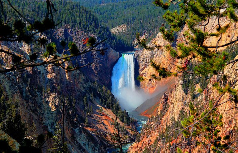 LS-Yellowstone Canyon-Gordon Sukut