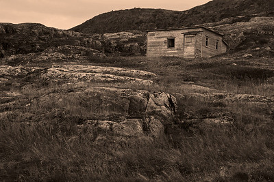 BW-Derelict in Labrador-Howard Brown