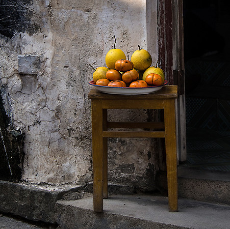 TT-Persimmons and Pomelos-Barry Singer