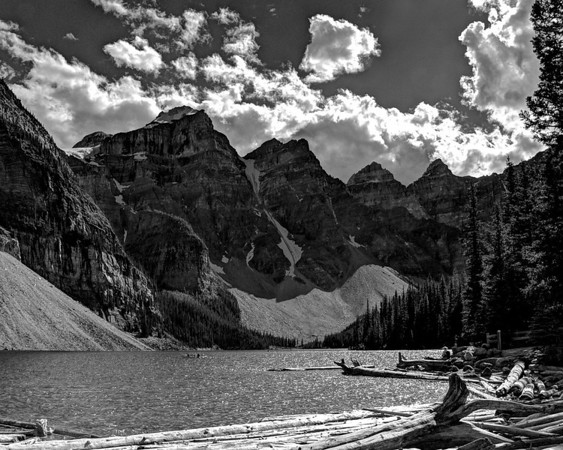 BW-Moraine Lake Sculptures-Howard Brown - 1280 x 96 PPI