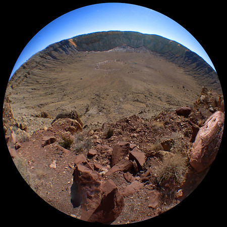 TR-Meteor Crater   Created in a Moment-Gayvin Franson