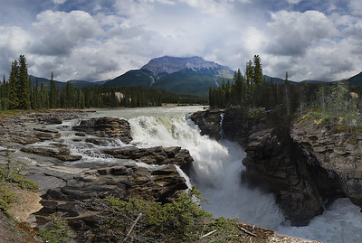 SC-TR-Athabasca Falls-Dale Read