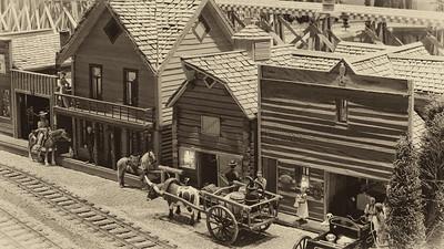 TT-BW-Gold Rush Town-Philip McNeill