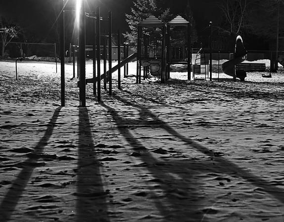 BW-Midnight Playground-Bruce Guenter