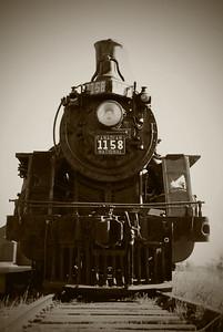 BW-Iron Horse #1158-Helen Brown