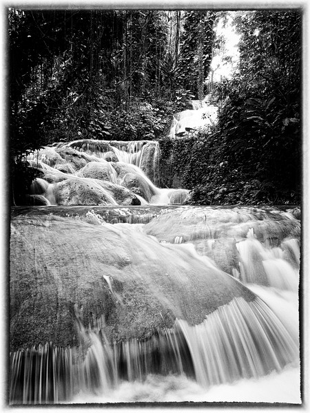 BW-Turtle River Falls-Ken Greenhorn