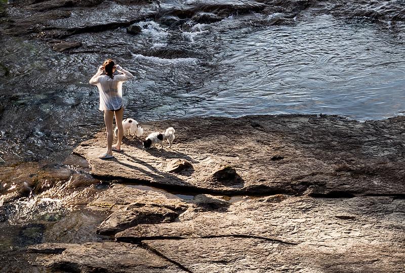 TR-River Walk-Barry Singer