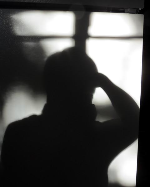 BW-Taking a Window Seat-Philip McNeill