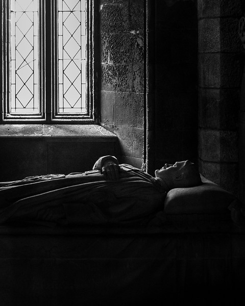 BW-The Bruce Rests-Rae McLeod