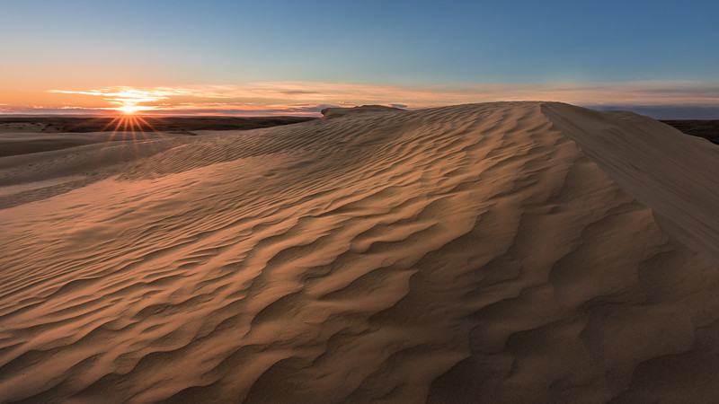 TR-Sundown on the Dunes-Jacqui Ferguson