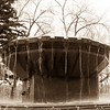 BW-Fall Fountain-Cassandra Childs