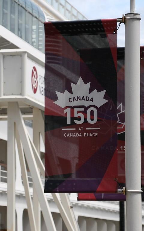 TR-Canada Place Celebrates-Valerie Ellis