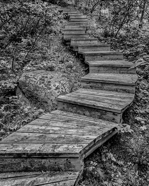 BW-Stairway to Heaven-Hans Holtkamp