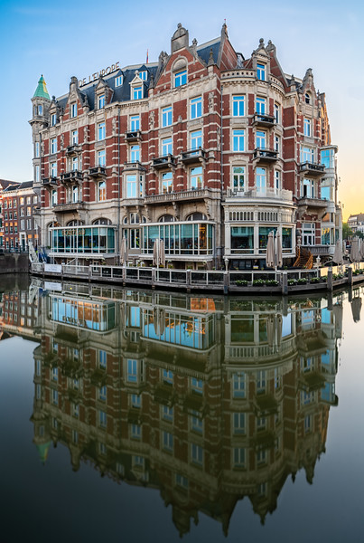 AC-Dawn on Amstel River-Tom Kroeker