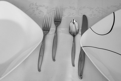 BW-Guess Who's Coming For Dinner-Emily Schindel