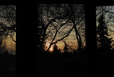 TR-Watching The Sun Go To Bed-Barbara Rackel