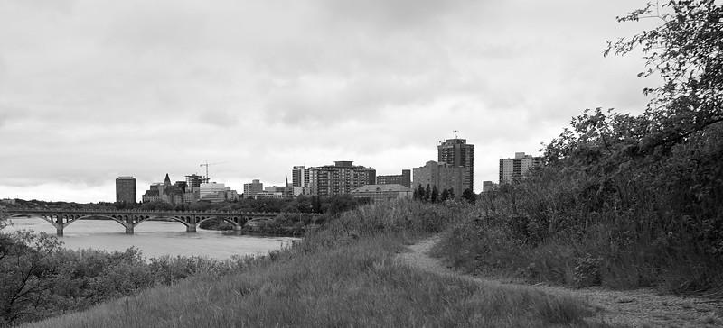 A Remote City In Western Canada-Gordon Sukut