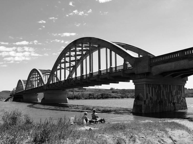 Old Borden Bridge-Duncan Myers