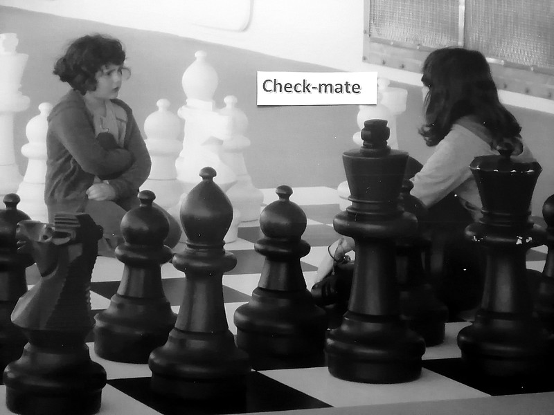 Checkmate-Duncan Myers