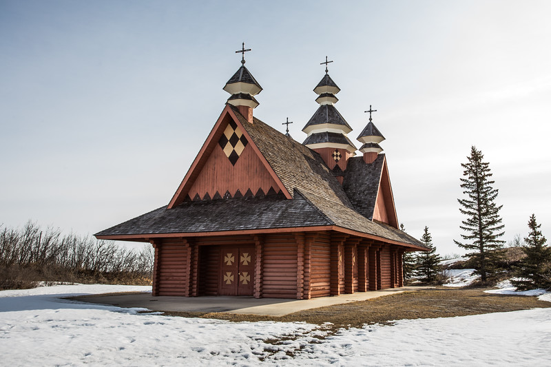 Ukrainian Church-Rhea Preete