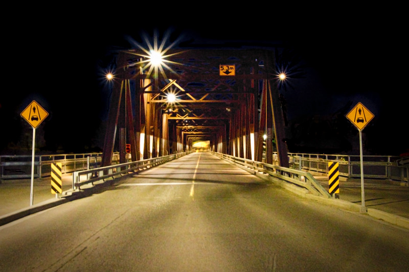 No Traffic Bridge-Rob Arthur