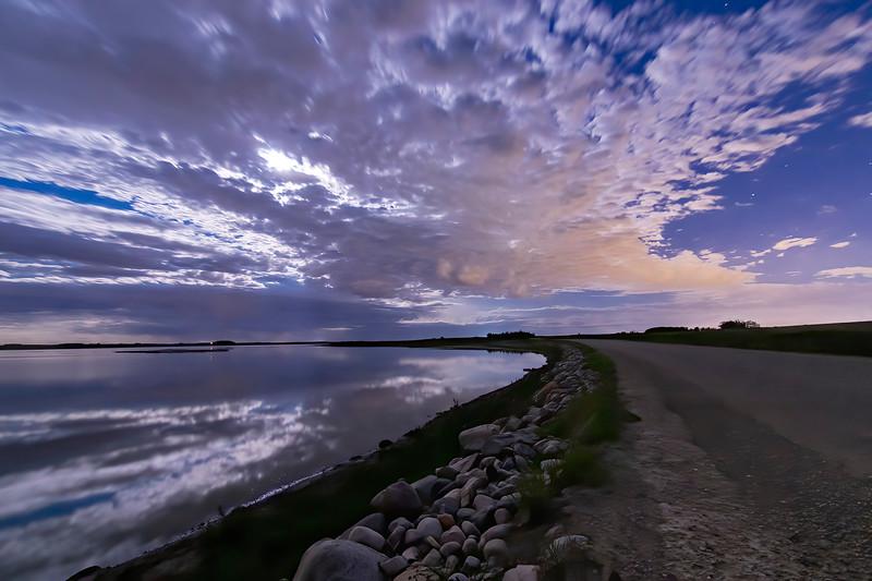 Moon Light Lake-Tammy Vallee