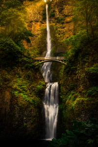 1-SC-Multnomah Falls-Cheryl Lalonde