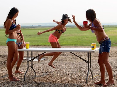 2-AC-Beer Pong, Moms Against Daughters-Donna Tiffin