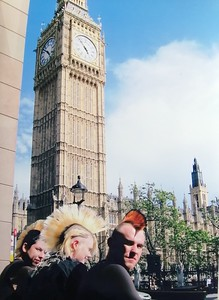 1-SC-City of London, Big Ben Has Seen Everything-Duncan Myers