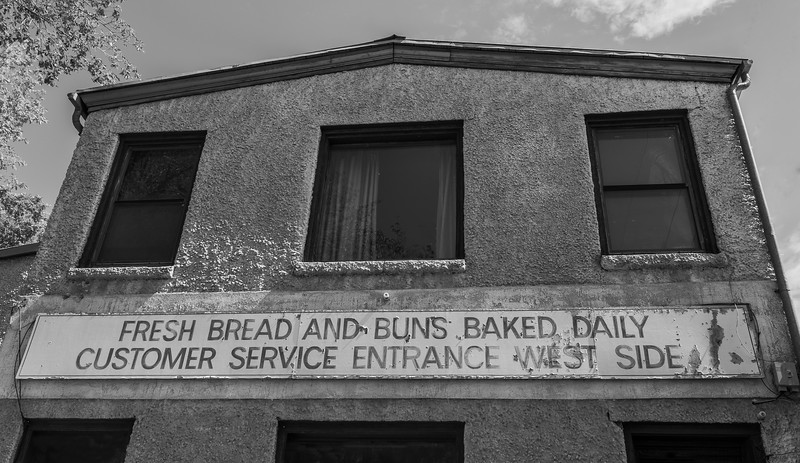 The Baker Lived Upstairs-Richard Kerbes