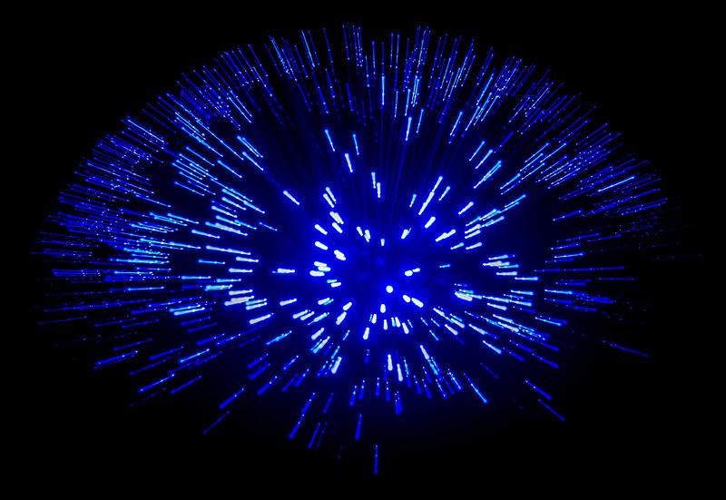 Blue Light-Michele Kralkay