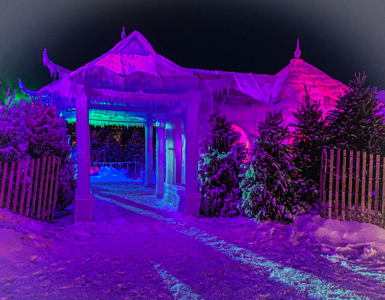 N' Ice Entrance