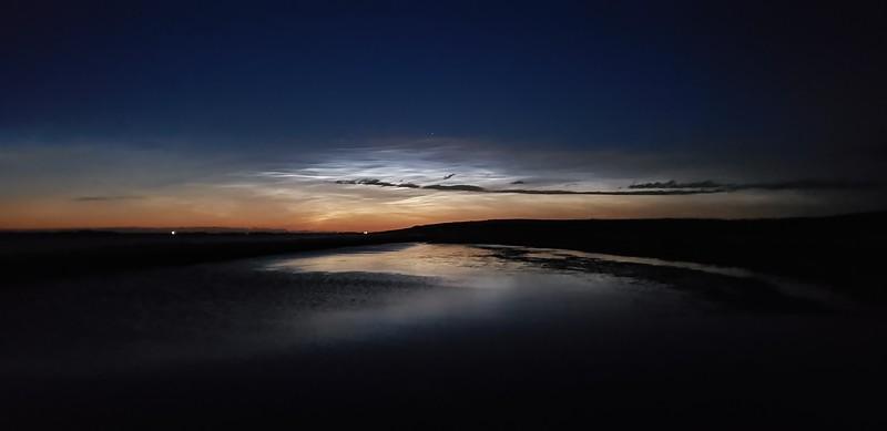 Noctilucent Nightlight