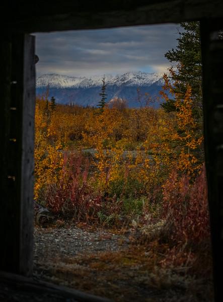 2-A Yukon Morning View-Cathleen Mewis