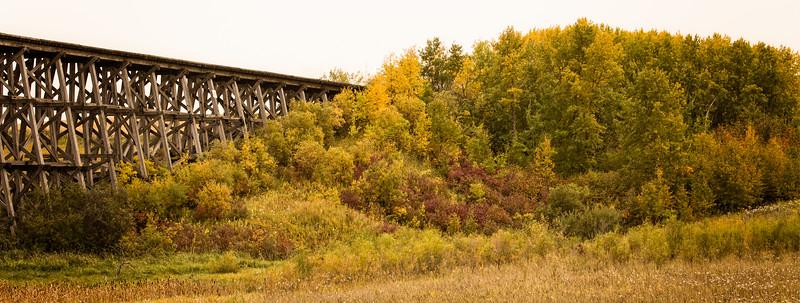 2-Autumn At The Bridge-Rhea Preete