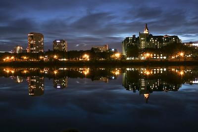 4-Blue Hour In Saskatoon-Cathleen Mewis