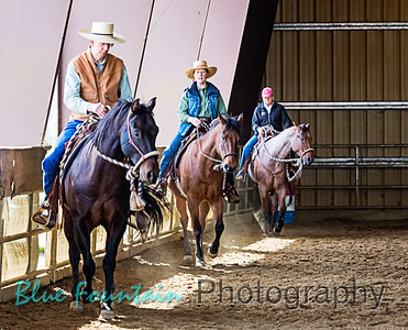 Jeff Sanders Hackamore Clinic Cottonwood