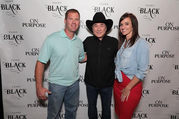 Clint Black 9/30/18