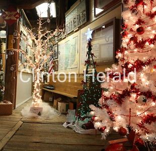 Clinton Festival of Trees