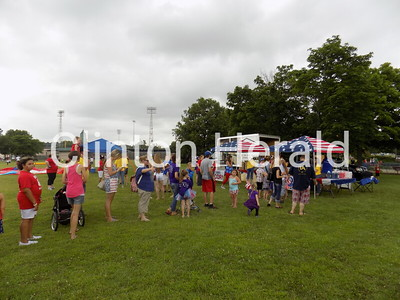 Clinton Fourth of July 2016